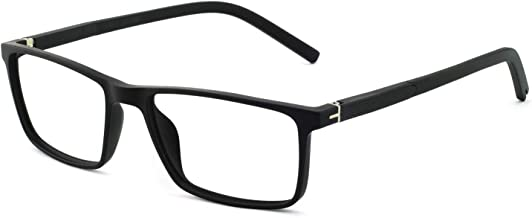 OCCI CHIARI Non-Prescription Eyewear Frame Clear Eyeglasses Men Optical Glasses Blue Light Blocking