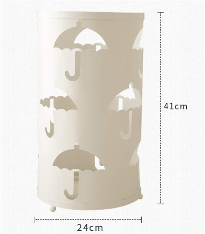 Umbrella Stand, Storage Umbrella Barrel Hotel Lobby Home Porch Umbrella Artifact Umbrella Tube into The Door to Put The Umbrella of The Barrel Quality Assurance