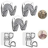 REKALRO 2 ganchos para lavabo de garaje+15 ganchos de almacenamiento de...