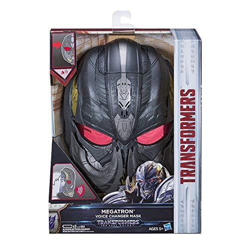 Transformers. Spielzeug Figuren The Last Knight Megatron Maske Mit Stimmenverzerrer