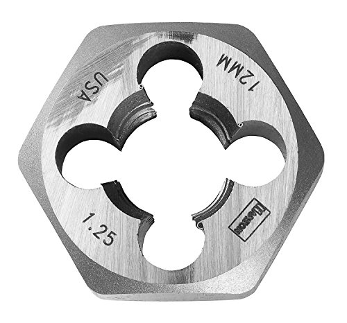 Hanson 6634 Die 8-1 25mm 1' Hex, for Tap Die Extraction