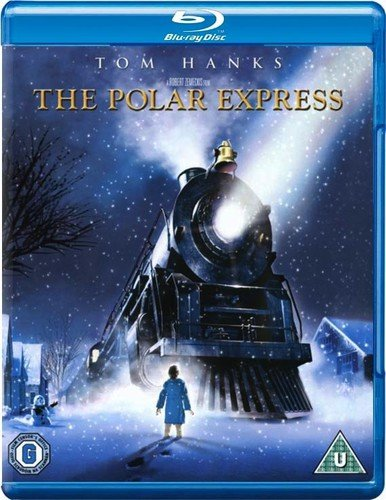 The Polar Express [Blu-ray] [UK Import]