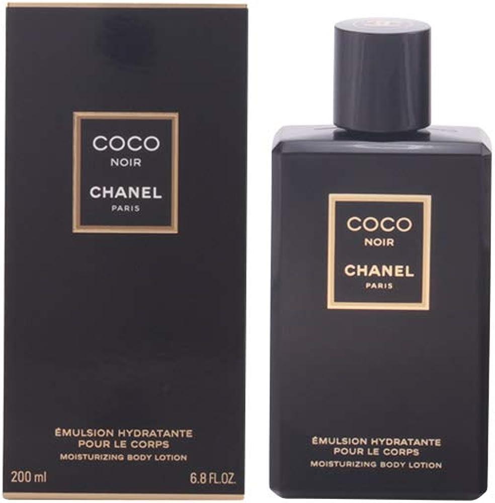 Chanel coco noir lozione corpo  crema per donna - 200ml 3145891137408