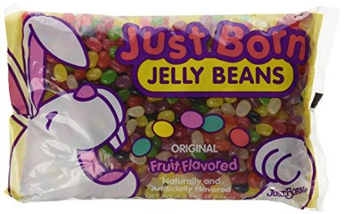 Just Born Jelly Beans Bulk Assorted 4.5 Lb�