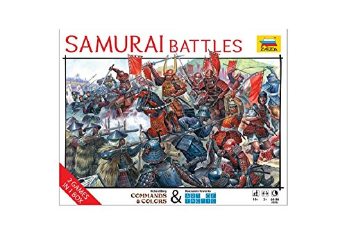 Zvezda 500786413 - Brettspiel, Samurai Battles