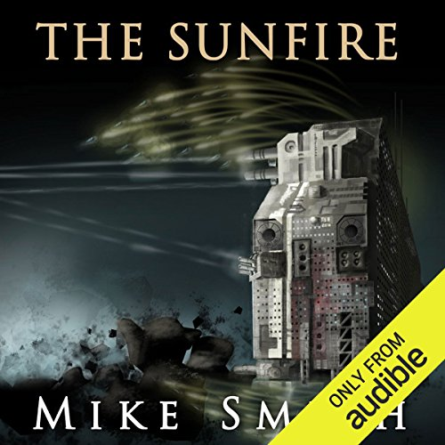 The Sunfire audiobook cover art