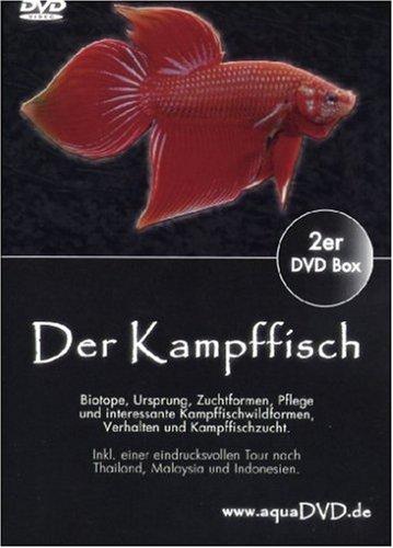 Der Kampffisch Zierfische Aquarienfische [2 DVDs]
