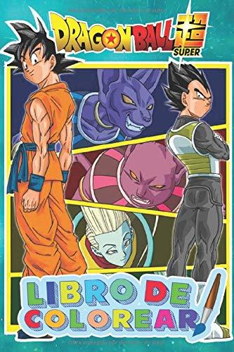 Dragon Ball Super Libro De Colorear: como dibujar dragon ball super / z