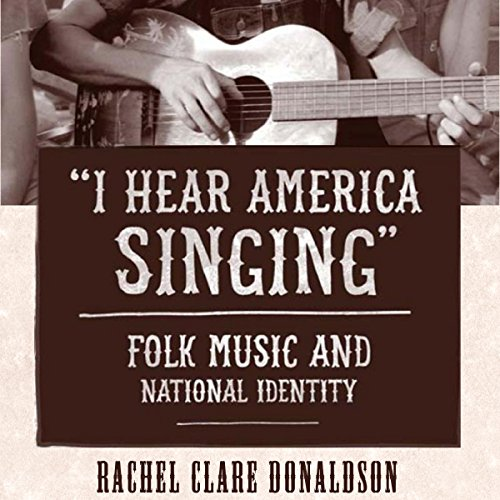 """I Hear America Singing"" audiobook cover art"