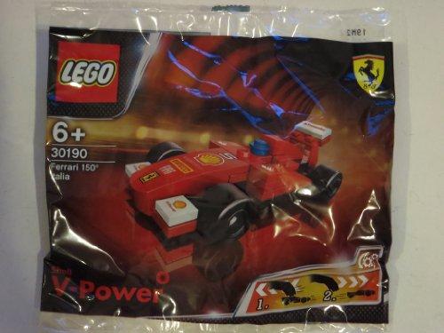 LEGO Ferrari Shell Promo 30190 Ferrari 150 Italia S Ferrari Shell Promo by