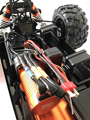 RC Auto kaufen Buggy Bild 3: DF Models 3009 - Hotfire 5 Buggy - 1:10 Brushless Metallgetriebe RTR-Waterproof*
