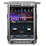 for 2009 2010 2011 2012 2013 2014 Ford F-150 F150 Android 9 4GB RAM 32GB ROM Tesla Style Radio Stereo 13' IPS Screen HD Apple CarPlay Android Auto DSP (Type 1, for 2009-2012 Truck)