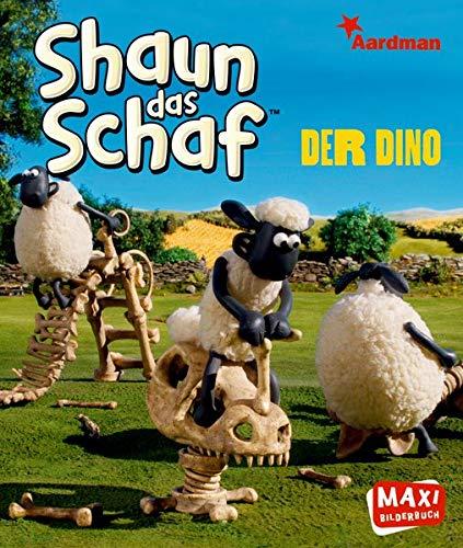 MAXI Shaun das Schaf: Der Dino