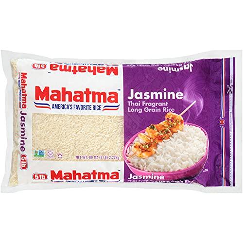 Authentic Aromatic Thai Jasmine White Rice