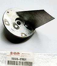 Suzuki Outboard 55125-87E01 Trim Tab Anode Alternate Part Number 55125-87E00