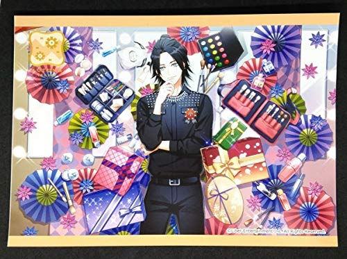 A3! ランダムブロマイド(バースデー) 2L判 秋組 泉田莇 小西成弥 ファミリーマート goods anime