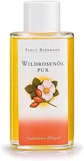 Sanct Bernhard Wildrosenöl pur, natürliches Pflegeöl, Inhalt 100 ml