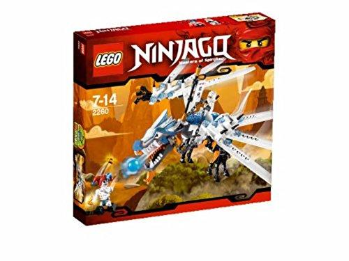 LEGO Ninjago 2260 - Eisdrache
