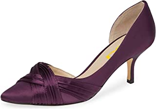 cfc36e2cd5c8c Amazon.com: Purple - Pumps / Shoes: Clothing, Shoes & Jewelry