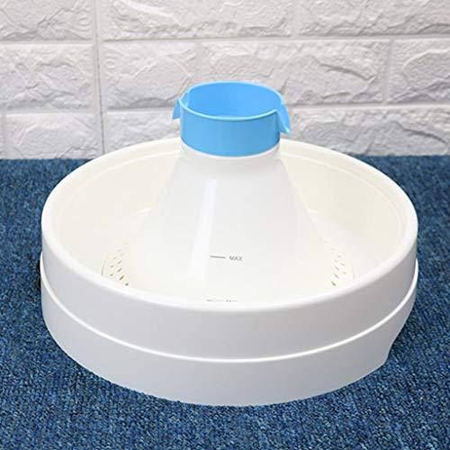 Ab Pet Hair Dryer CWYSJ Distributeur d'eau de Chien de Fontaine de, 3L Super Silencieux Automatique Bol d'eau électrique avec Les Oiseaux et Les Petits Animaux