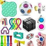 Fidget Toys Pack, Fidget Toys Sensory Toys Simple Dimple Fidget Toy for...