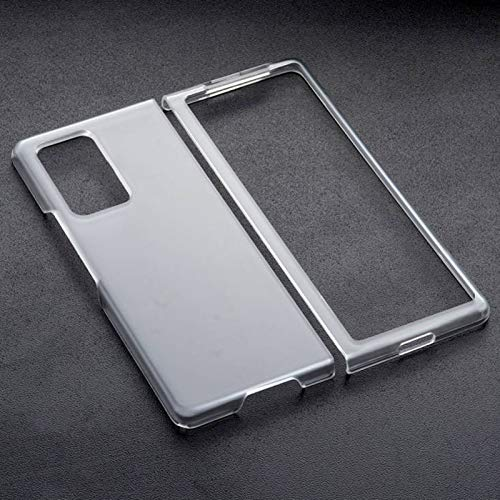 Compatible with Galaxy Z Fold 2 Phone Case,Anti-Glare Front + Back Cover Cases for Samsung Galaxy Z Fold 2 5G Frosted Hard Cover Protective Bag Pouch