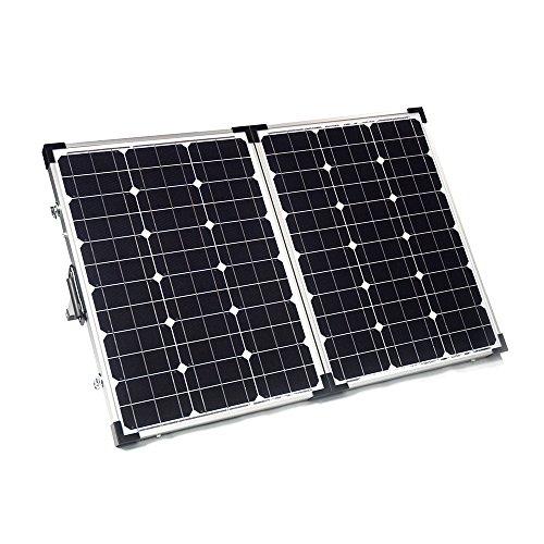 Offgridtec® 100W Solarkoffer BMS100M 2x50W Mono Plug und Load, 1 Stück, 003080