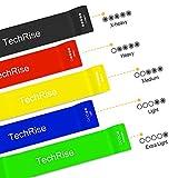 Zoom IMG-1 techrise fascia elastica esercizi bande
