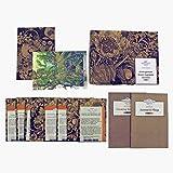 Magic Garden Seeds Set de Regalo de Semillas: '8 Verduras de Invierno', tolerantes al frío y fáciles de almacenar.
