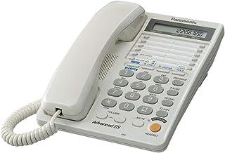 Panasonic KX-T2378 Advanced Corded Phone (White)