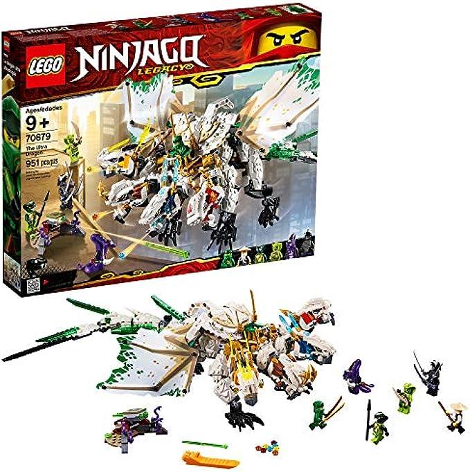 LEGO Ninjago 70679  Legacy The Ultra Dragon