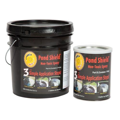 Pond Armor SKU-BLACK-3GA Teichfolien und Kits