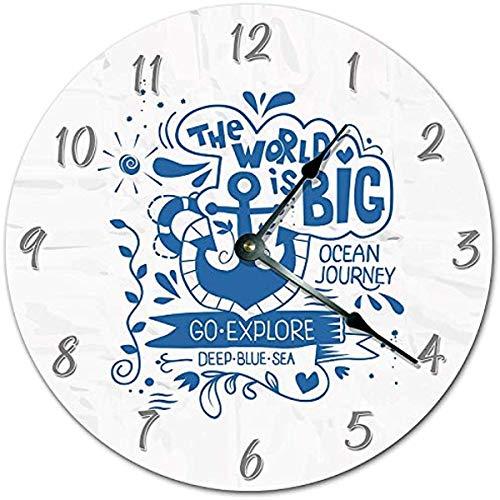 Mari57llis Wall Clock 15