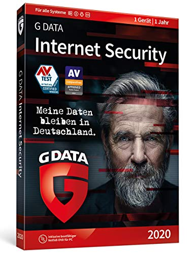 G DATA Internet Security | 1 Gerät - 1 Jahr