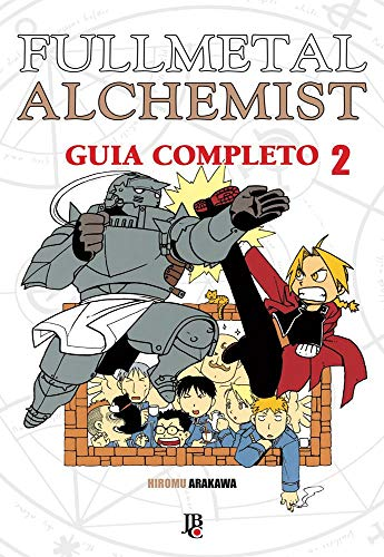 Fullmetal Alchemist - Guia Especial - Vol. 2