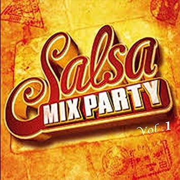 Salsa Mix Party  (Vol .1)