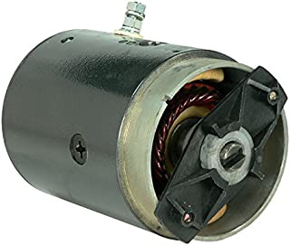 DB Electrical LPL0013 Snow Plow Motor for Boss Snow Plow/Skidmore Equipment/JS Barnes Pump Motor Slotted Shaft 12Volt, CW/W-8958 /HYD1563 /46-2432, 46-3564, 46-812, MDY6125S, MDY7030, MDY7058