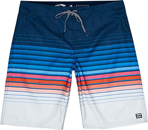 BILLABONG Boardshorts All Day Stripe OG Navy 38