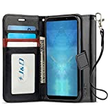 J&D Case Compatible for Galaxy A9 2018 Case, Wallet Stand