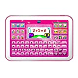 Vtech - 155255 - Ordinateur Pour Enfant - Tablette - Genius Xl - Rose - Version FR