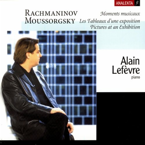 Pictures at an Exhibition: Promenade -Tranquillo (Modest Moussorgsky)