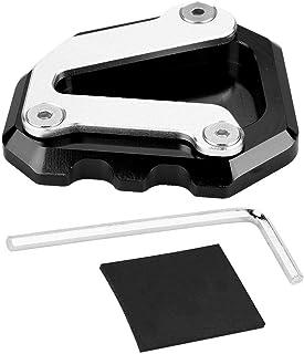 Homyl Motorcycle Side Stand Extension Pad Enlarge Plate for KTM 1290 1050 1190 Adventure Orange