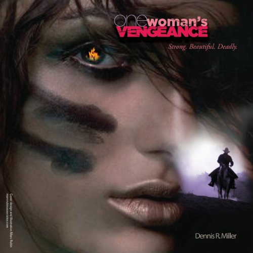 One Woman's Vengeance audiobook cover art