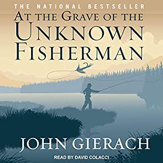 At the Grave of the Unknown Fisherman audiobook cover art