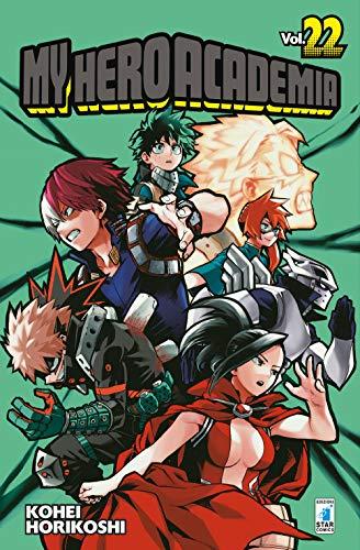 My Hero Academia (Vol. 22)