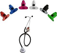 Stethoscope Tape Holder by StatGear-for Nurse, EMT, EMS, Medical Providers,Black.