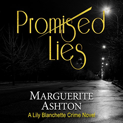 Promised Lies audiobook cover art
