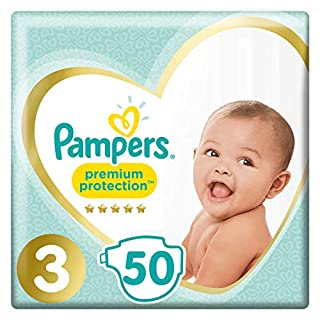 Pampers Couches New Baby Taille 3 Midi (6-10 Kg) Géant X50 Changes - lot de 2 (B00JBBZ9PU) | Amazon price tracker / tracking, Amazon price history charts, Amazon price watches, Amazon price drop alerts