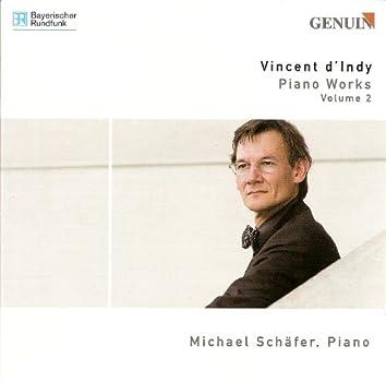 Indy, V. D': Petite Sonate / Piano Sonata, Op. 63 / Fantaisie Sur Un Vieil Air De Ronde Francaise