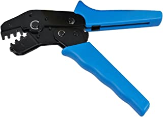 MUYI SN-48B Waterproof Connector Ratcheting Dupont Crimping Tool For 26-16 AWG 0.14-1.5mm² Wire Insulated Terminals